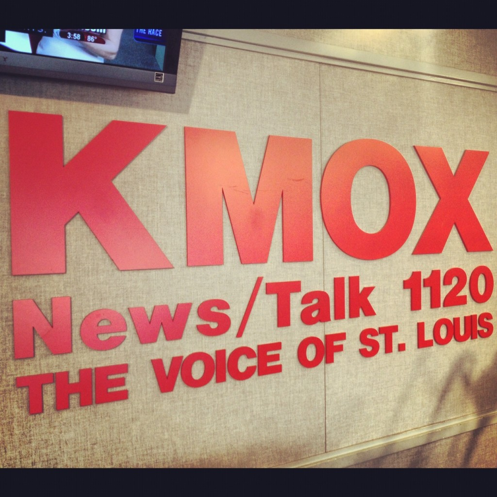 KMOX Radio in St. Louis
