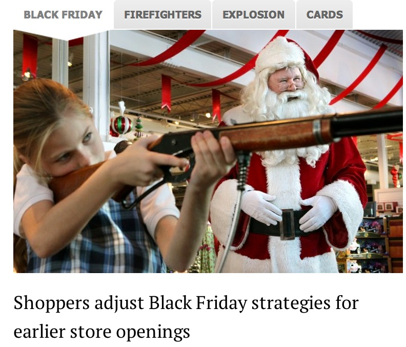 Black Friday strategy